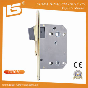 Magnetic Mortise Lock Body (CX7050) pictures & photos