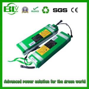36V Lithium Battery E-Bike Battery Rear Rack Style 8ah pictures & photos