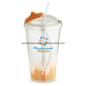 Plastic Straw Cups pictures & photos