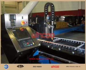 CNC Plate Steel Cutting Machine/ Steel Fabrication Machine/ Steel Fabrication Line pictures & photos