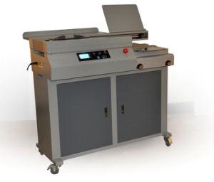 Book Glue Binder Machine (805LH) pictures & photos