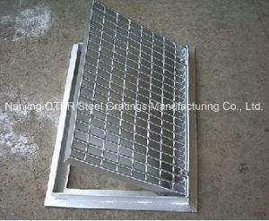 Trench Cover with Steel Grating pictures & photos