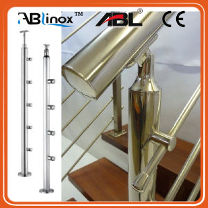 High Quality Stainless Steel Balcony Railing (DD120) pictures & photos