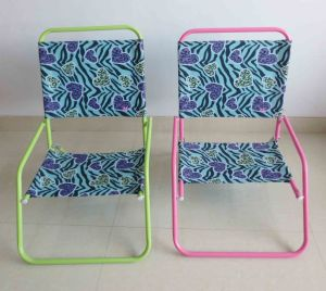 Cheap High Quality Outdoor Furniture Portable Beach Chair with Cup Holder pictures & photos