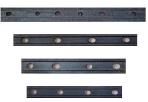 Railway Fishplate for Steel Rail Fastening pictures & photos