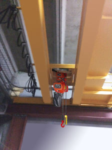 3 Ton Electric Chain Hoist with Hook (KSN03-02s) pictures & photos
