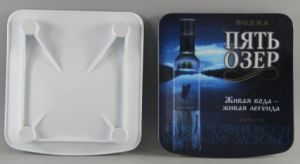Printed Melamine Coin Tray for Promotion pictures & photos