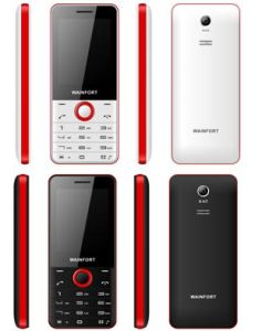 Low Cost Feature Phone W2