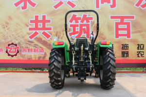 Zt654 65HP 4WD off-Road Farm Agricultrual Wheel-Type Tractor pictures & photos