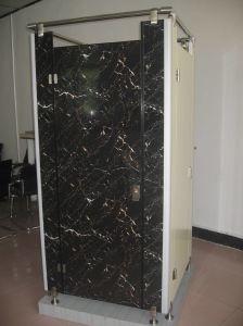 Stone Color Aluminum Honeycomb Panel Toilet Partion pictures & photos