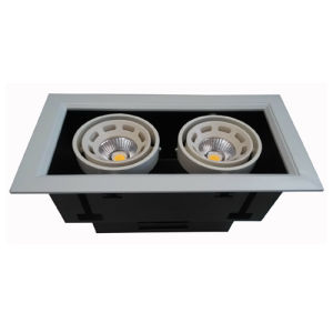 2*5W LED Grille Lamp Lighting for Interior Lighting