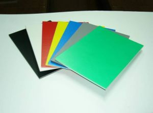 ABS Plastic Sheet (ABS PMMA sheet) pictures & photos