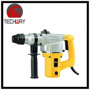 30mm 1200W Electric Hammer Drill Rotary Hammer 0830A pictures & photos