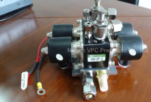 "1/2""NPT Fast Air Valve Manifold 250 Psi Fbss Control Air Ride Suspension Valve pictures & photos"