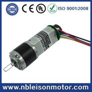 22mm Planetary Gear 24V 12V DC Motor with Dual Shaft and Encoder pictures & photos