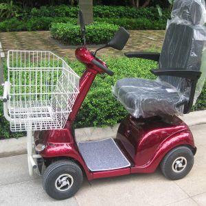 CE Approved Mini Shopping Cart Eelectric Scooter (Dl24500-3S) pictures & photos