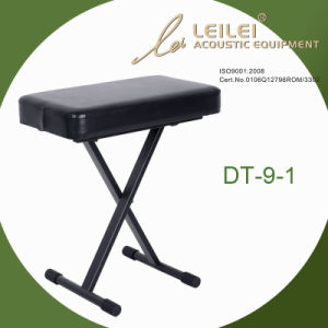 Portable DJ/Guitar/Drum/Keyboard Padded Throne/Chair Adjustable Dt-9-1 pictures & photos