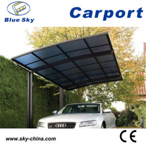 CE Certification Aluminum Polycarbonate Carport (B800) pictures & photos