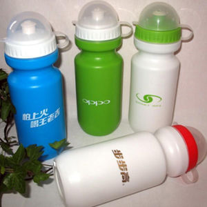 Spot Factory Wholesale Silicone Strap Glass Transparent Glass Cup (SLF-WB012) pictures & photos