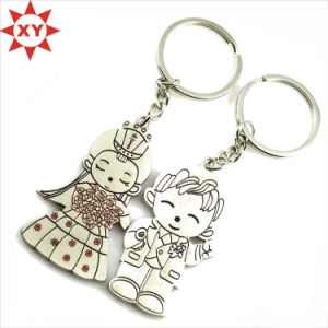 Colorful Personalized Various Boy Girl Couple Keychain pictures & photos