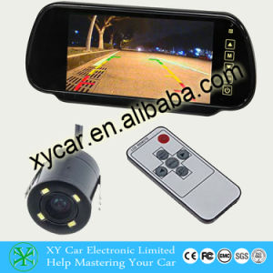 Rear View Car Monitor Mirror Auto Camera