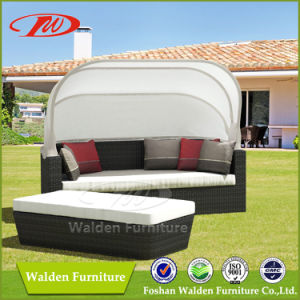Outdoor Rattan Day Bed with UV-Proof (DH-3118) pictures & photos