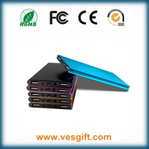 Excellent Quality Portable Powerbank with CE FCC RoHS Certification pictures & photos
