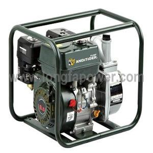 3inch 6.5HP Black Hand Start Gasoline Water Pump pictures & photos