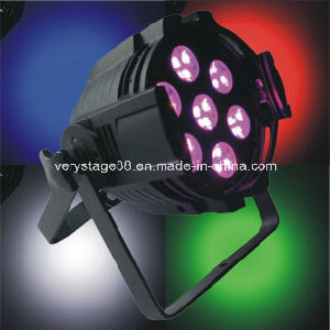 Hot Sale 2014 Five in One LED PAR Effect Lighting (LP-I-0712RGBWA 5 in 1) pictures & photos