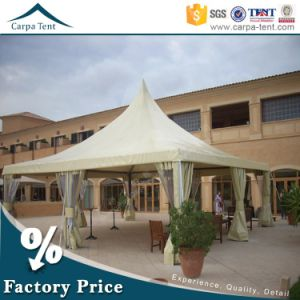 Waterproof PVC Pagoda 3X3 Tent for Golf White Outdoor Fabric with No Wall pictures & photos
