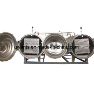 Electrical Heating Type Sterilization Autoclave for Bottle Packaging pictures & photos