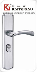 304 Stainless Steel Door Handle on Plate (KTG-6808-016) pictures & photos