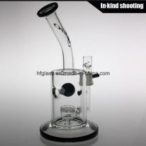 Toro Glass Smoking Pipe Jet Perc Heavy Blue Honeycomb Bubbler Oil Rig New Tobacco Water Pipes pictures & photos