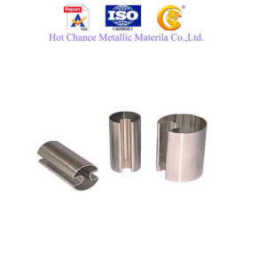 SUS 304, 316 Stainless Steel Slot Pipe pictures & photos