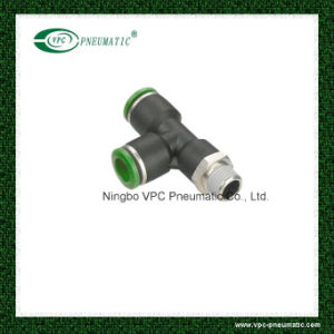 Hose Fitting Pneumatic Plastic Fitting Connector Elbow Tee pictures & photos