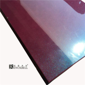 Beautiful Chameleon Aluminum Honeycomb Panels pictures & photos