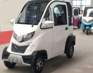 Hot Sales Factory Four Wheels Electric Car pictures & photos
