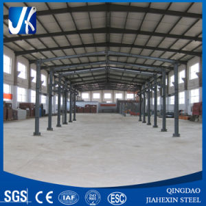 Prime Low Cost Steel Structure Workshop Warehouse Hangar pictures & photos