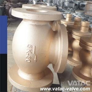 JIS Std Bronze Marine Check Valve pictures & photos