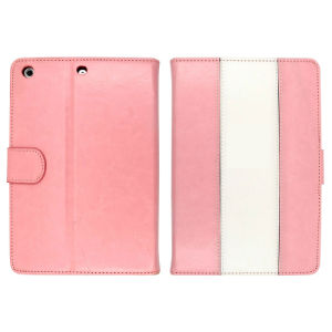 Famous Brand Bracket PU Cases for Mobile Phone Tablet Leather
