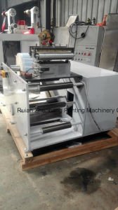 Flexo Paper Cup Printing Machine with Sheeting pictures & photos