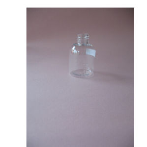 2oz Boston Clear Pet Bottle Without Lotion Pump pictures & photos