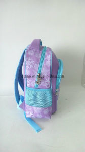 Child Frozen School Bag Backpack pictures & photos