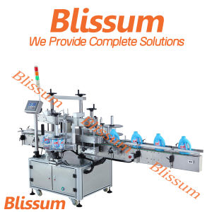 Full Automatic Two Sides Stick Labeling Machine pictures & photos