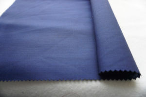Blue Tweed Wool Fabric for Suit and Jacket