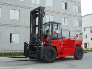 20ton Capacity Heavy Diesel Forklift Trucks (FD200B) pictures & photos