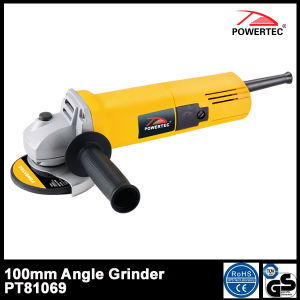 Powertec Dw801 850W Electric Angle Grinder (PT81069) pictures & photos