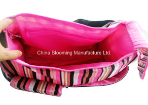 Lovely Nappy Mummy Handbag Changing Pad Baby Girl Diaper Bags pictures & photos