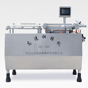 Sausage Twisting and Portioning Equipment Gdj pictures & photos