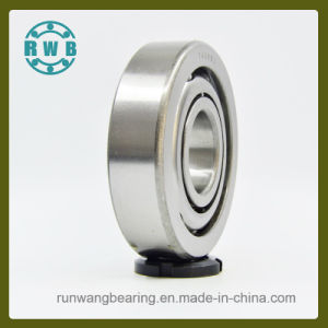 Single Row Angular Contact with The Iron Cage Bearings, Factory Production (7408BJ)